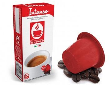 Kaffee Intenso für Nespresso Maschinen ( 10 Kapseln )