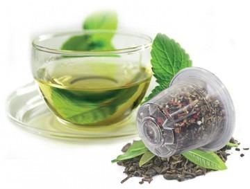 Tea Menta für Nespresso Maschinen ( 10 Kapseln )