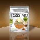 Tassimo Jacobs Latte Macchiato caramel 8 T DISCS